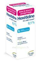 Hexetidine Eg Labo Conseil 0,1 %, Solution Pour Bain De Bouche 200ml à ALES