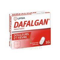 Dafalgan 1000 Mg Comprimés Pelliculés Plq/8 à ALES