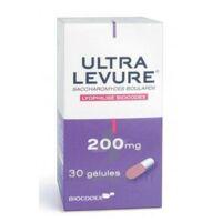 Ultra-levure 200 Mg Gélules Fl/30 à ALES