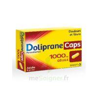 Dolipranecaps 1000 Mg Gélules Plq/8 à ALES