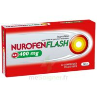 Nurofenflash 400 Mg Comprimés Pelliculés Plq/12 à ALES