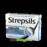 Strepsils Lidocaïne Pastilles Plq/24 à ALES
