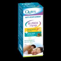 Quies Bi-pack 2 Sprays Buccal Et Nasale Anti-ronflement à ALES