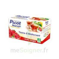 Picot Maman Tisane D'allaitement Fruits Rouges 20 Sachets à ALES