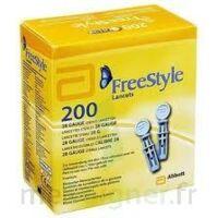 Freestyle Papillon Lancettes B/200 à ALES