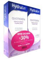 Hydralin Quotidien Gel Lavant Usage Intime 2*200ml à ALES