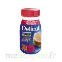 Delical Boisson Hp Hc Concentree Nutriment Café 4bouteilles/200ml à ALES