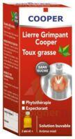 Lierre Grimpant Cooper édulcoré Au Maltitol Liquide Solution Buvable Sans Sucre F/100ml à ALES