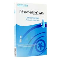 Desomedine 0,1 % Collyre Sol 10fl/0,6ml à ALES