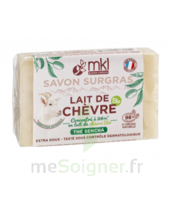 Mkl Savon Lait De Chèvre Bio Thé Sencha 100g à ALES