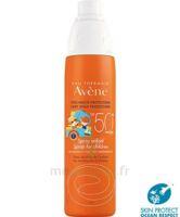 Avène Eau Thermale Solaire Spray Enfant 50+ 200ml à ALES