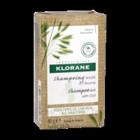 Klorane Capillaire Shampooing Solide Avoine B/80g à ALES
