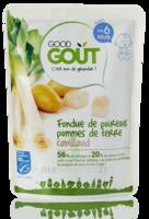 Good Goût Alimentation Infantile Poireaux Pomme De Terre Cabillaud Sachet/190g à ALES