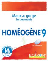 Boiron Homéogène 9 Comprimés à ALES