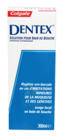 Dentex Solution Pour Bain Bouche Fl/300ml à ALES