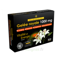 Sid Nutrition Oligoroyal Gelée Royale 1000 Mg 5g _ 20 Ampoules De 10ml à ALES