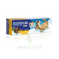 Elgydium Age De Glace Pâte Dentifrice Tutti Frutti Junior 7/12ans 50ml à ALES