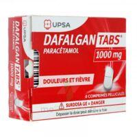 Dafalgantabs 1 G Cpr Pell Plq/8 à ALES