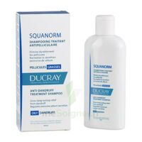 Ducray Squanorm Shampooing Pellicule Grasse 200ml à ALES