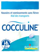 Boiron Cocculine Comprimés Orodispersibles B/40 à ALES