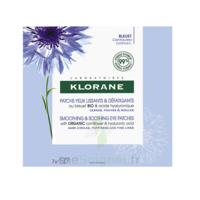 Klorane Bleuet Bio Patchs Défatigants Express 2 Patchs à ALES